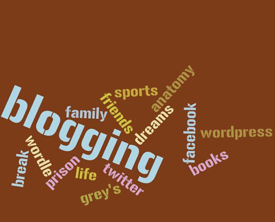 website blog design