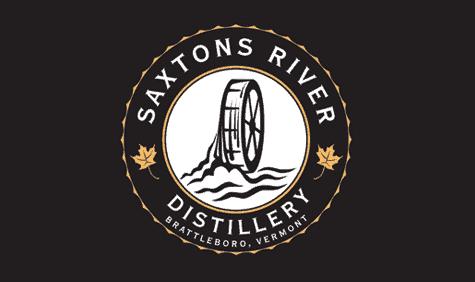 Saxton Distillery web design in Vermont
