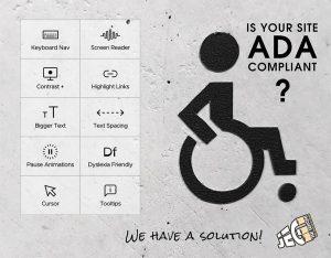 Accessibility & ADA Compliance
